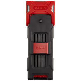 ABUS Bordo Big 6000/120 Bike Lock red/black